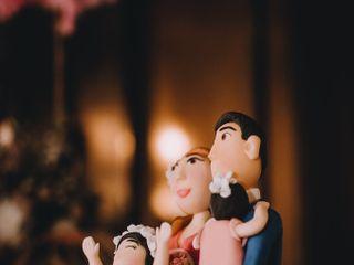 El matrimonio de Phya y Franz 1