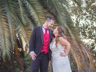 El matrimonio de Camila y Claudio 2