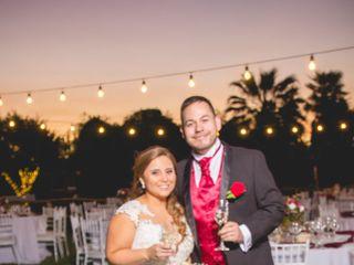 El matrimonio de Camila y Claudio