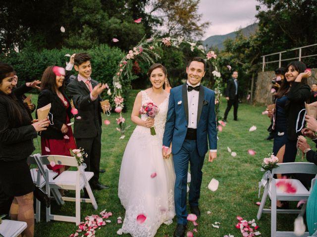El matrimonio de Natalia y Freddy