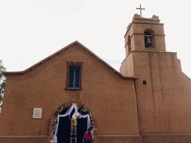 El matrimonio de Luis y Adelina en San Pedro de Atacama, El Loa 2