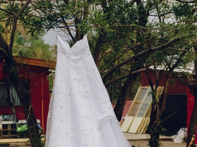 El matrimonio de Luis y Adelina en San Pedro de Atacama, El Loa 6