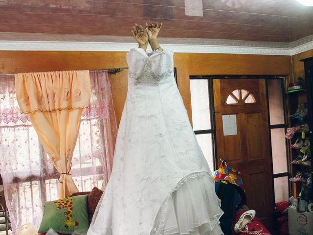 El matrimonio de Luis y Adelina en San Pedro de Atacama, El Loa 1