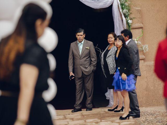 El matrimonio de Luis y Adelina en San Pedro de Atacama, El Loa 10