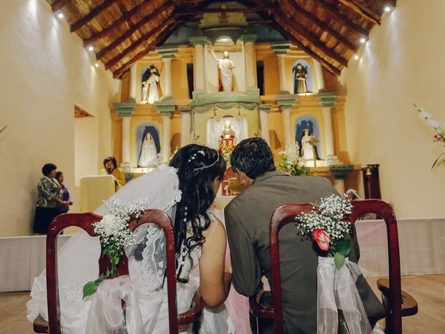 El matrimonio de Luis y Adelina en San Pedro de Atacama, El Loa 12