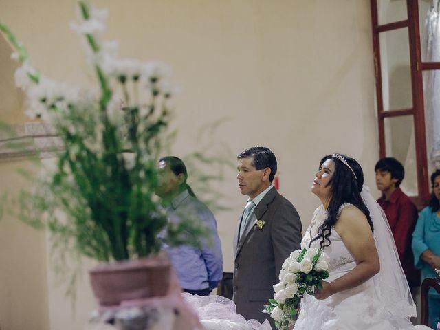 El matrimonio de Luis y Adelina en San Pedro de Atacama, El Loa 13