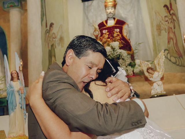 El matrimonio de Luis y Adelina en San Pedro de Atacama, El Loa 14