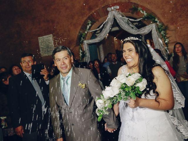El matrimonio de Luis y Adelina en San Pedro de Atacama, El Loa 15