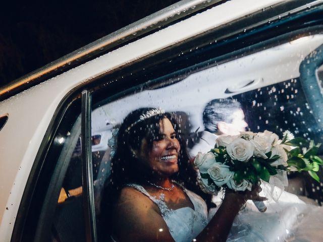 El matrimonio de Luis y Adelina en San Pedro de Atacama, El Loa 16