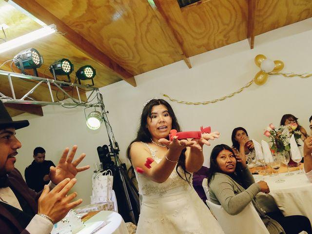 El matrimonio de Luis y Adelina en San Pedro de Atacama, El Loa 21