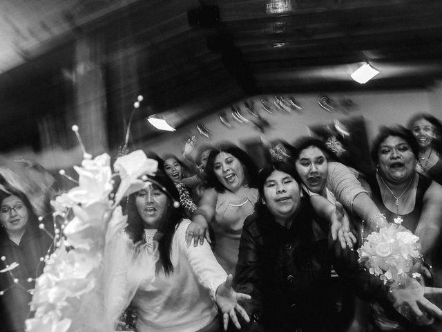 El matrimonio de Luis y Adelina en San Pedro de Atacama, El Loa 22