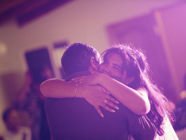 El matrimonio de Luis y Adelina en San Pedro de Atacama, El Loa 23