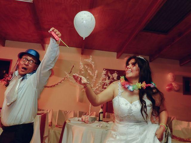 El matrimonio de Luis y Adelina en San Pedro de Atacama, El Loa 25