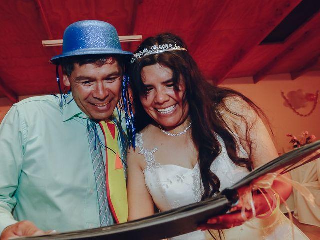El matrimonio de Luis y Adelina en San Pedro de Atacama, El Loa 26