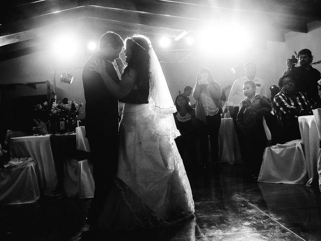 El matrimonio de Adelina y Luis