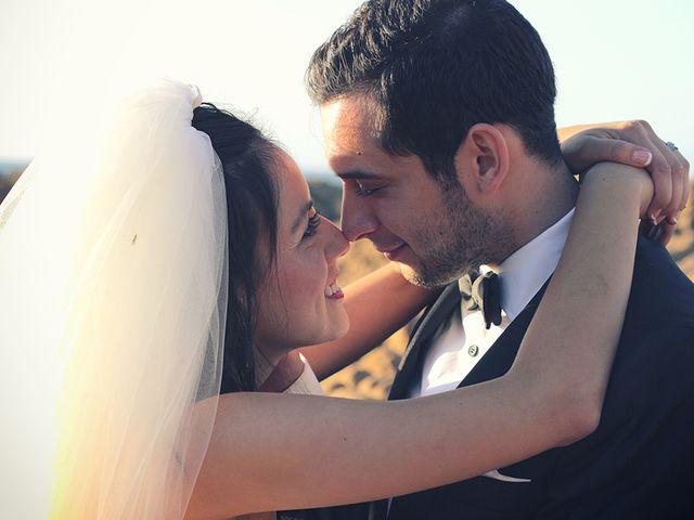 El matrimonio de Jorge y Daniela