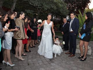 El matrimonio de Marta y Alvaro 1