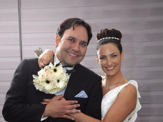 El matrimonio de Marta y Alvaro
