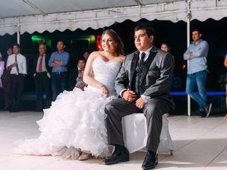 El matrimonio de Nicol y Jorge