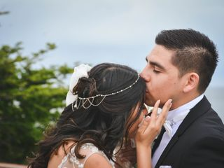 El matrimonio de Ivonne y Joksan 1