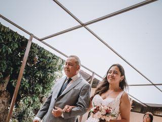 El matrimonio de Cami y Felipe 1