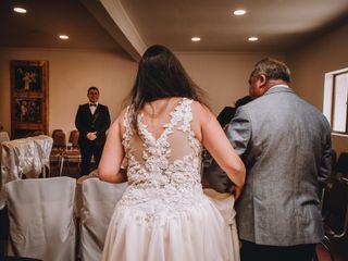 El matrimonio de Cami y Felipe 2