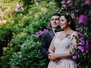 El matrimonio de Cami y Felipe