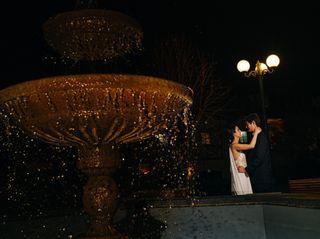 El matrimonio de Josefina  y Diego  1