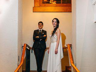 El matrimonio de Josefina  y Diego  2