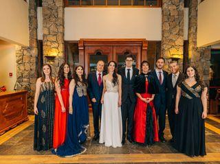 El matrimonio de Josefina  y Diego  3