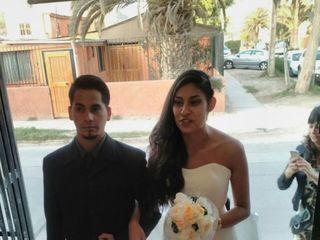El matrimonio de Macarena y Carlos 3