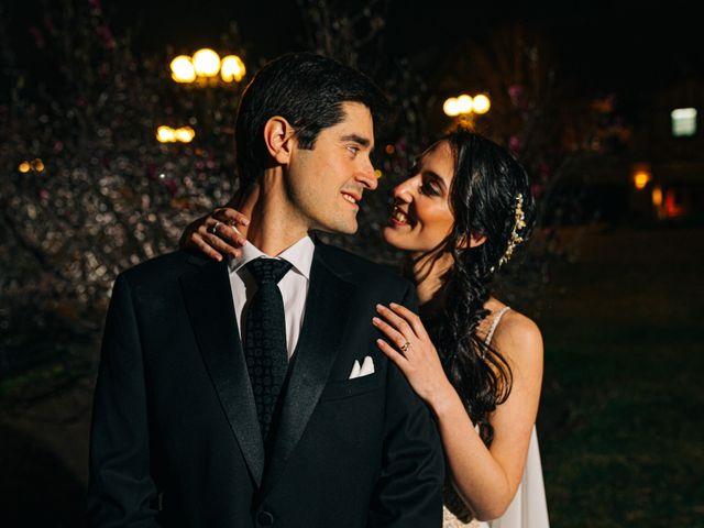 El matrimonio de Josefina  y Diego