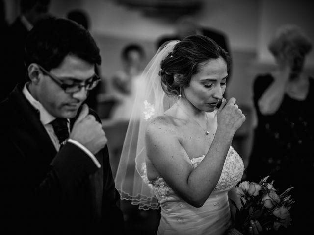 El matrimonio de Ariel y Tere en Casablanca, Valparaíso 4