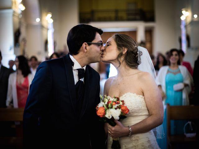 El matrimonio de Ariel y Tere en Casablanca, Valparaíso 5