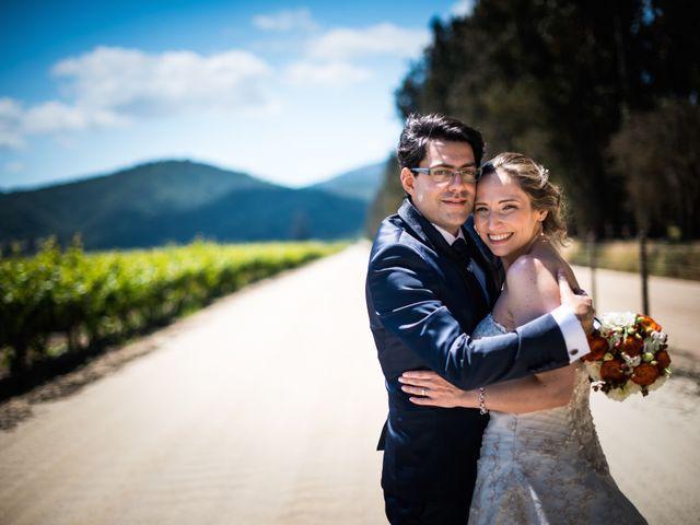 El matrimonio de Ariel y Tere en Casablanca, Valparaíso 6
