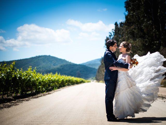 El matrimonio de Ariel y Tere en Casablanca, Valparaíso 7