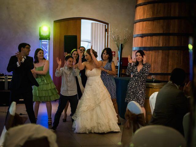 El matrimonio de Ariel y Tere en Casablanca, Valparaíso 11