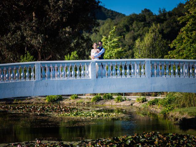 El matrimonio de Ariel y Tere en Casablanca, Valparaíso 16