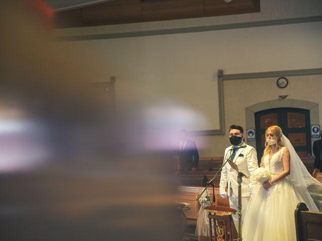 El matrimonio de Thais y Mario en Viña del Mar, Valparaíso 34