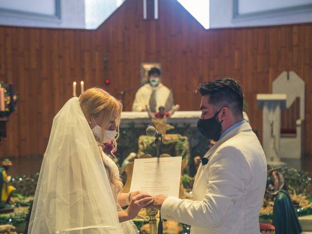 El matrimonio de Thais y Mario en Viña del Mar, Valparaíso 37