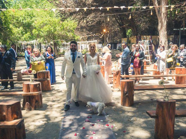 El matrimonio de Thais y Mario en Viña del Mar, Valparaíso 54