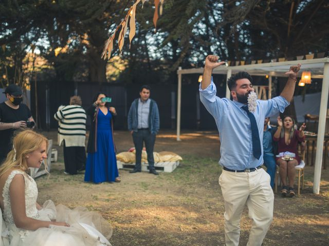 El matrimonio de Thais y Mario en Viña del Mar, Valparaíso 103
