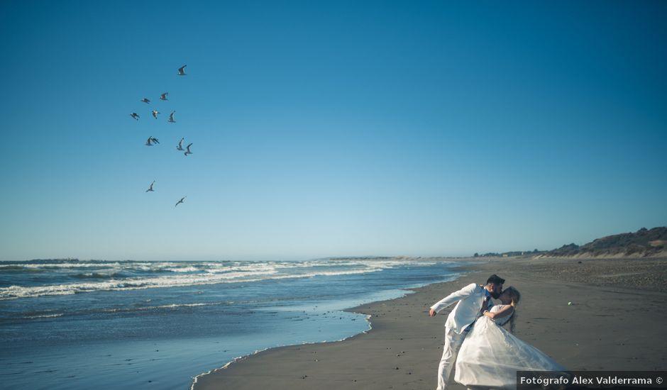 El matrimonio de Thais y Mario en Viña del Mar, Valparaíso