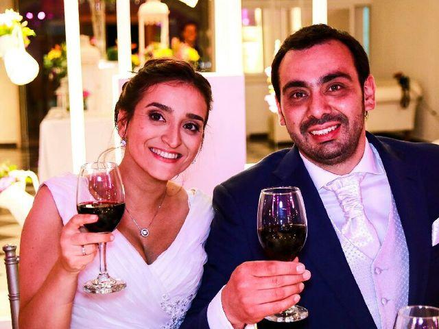 El matrimonio de Pilar  y Cristian