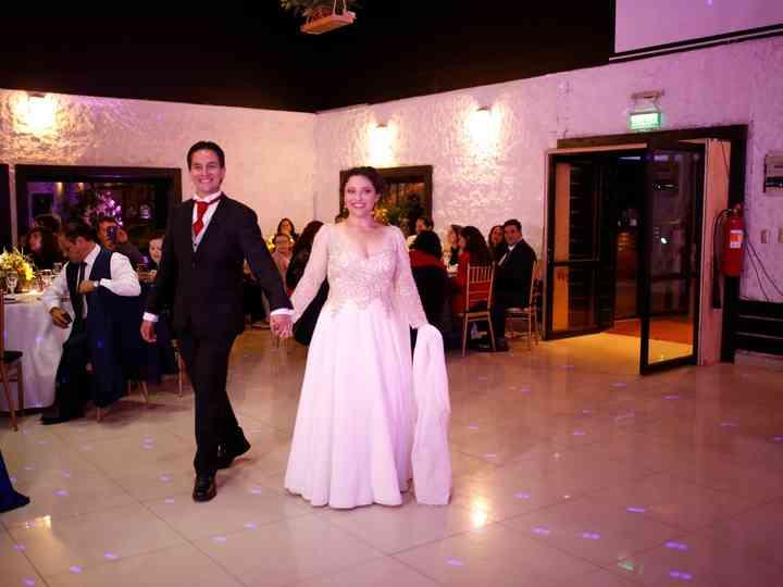 El matrimonio de Mauricio y Lorena