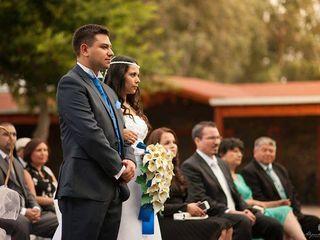 El matrimonio de Nahara  y Víctor  3