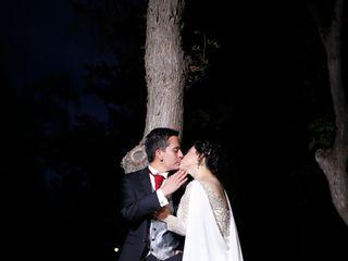 El matrimonio de Mauricio y Lorena 1
