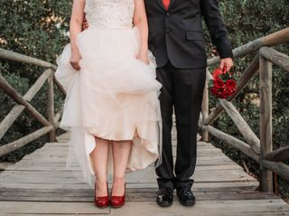 El matrimonio de Flor y Jonathan