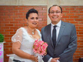El matrimonio de Francisca y Paulo