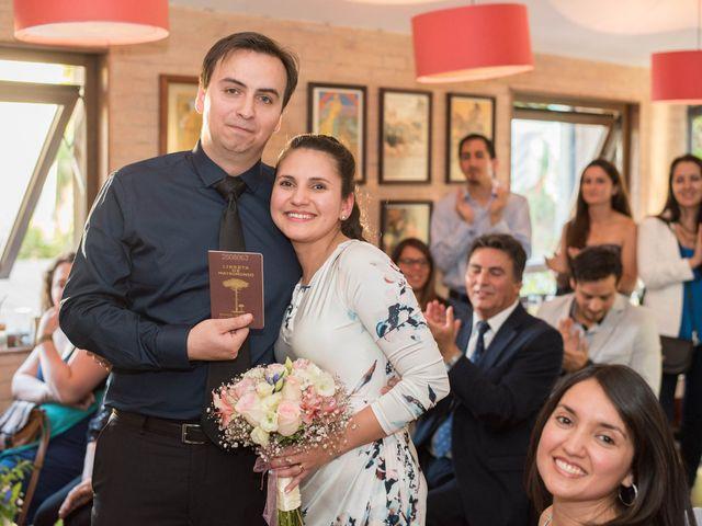 El matrimonio de Sonia y Daniel
